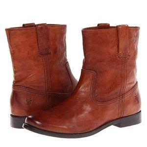 FRYE Anna Shortie Boots